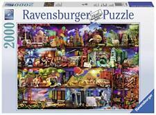 Ravensburger Travel Shelves, 2000pc Jigsaw puzzle