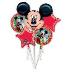 Mickey Mouse Clubhouse 5pc Balloon Bouquet - Birthday Decoration Party