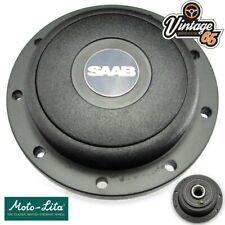 SAAB 95 96 V4 Moto-Lita Classic 9 FORI VOLANTE BOSS Kit di montaggio Nero