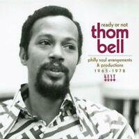 Various - Thom Bell-Philly Soul Arrangements 1965-1978 CD NEU OVP