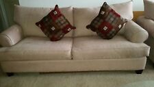 Living Room Furniture Set. Sofa bed, Used, polyester excellent condition.Beige