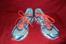 ASICS Size 9 Women's Ladies Shoes Running Blue Gel-Cumulus 15 #60