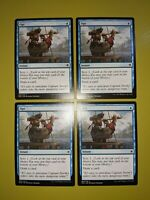 Opt x4 Ixalan 4x Playset Magic the Gathering MTG