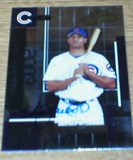Cubs Nic Johnson Autographed Card