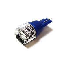 VOLVO 940 Mk1 501 W5W BLU INTERNI Lampadina Cortesia Led Luce SUPERLUX Upgrade