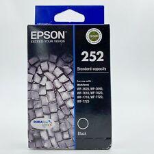 Genuine Epson Ink 252 Black