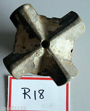 "4"" Carbide Rock Drill Cross Bit, R18"