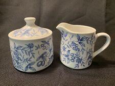Century Japan Stoneware Sugar And Cramer Jar