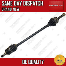 TOYOTA YARIS 1.3,1.4,1.5 DRIVESHAFT + CV JOINT OFF/RIGHT/DRIVER SIDE 1999>2005
