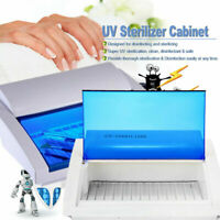UV Disinfection Cabinet Sterilizer Box For Household Manicure Medical Supplies J