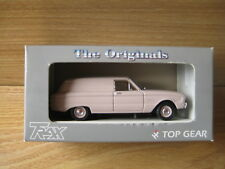 TRAX MODEL TR27    FORD XK Panel Van   Wattle Bark Tan     Deceased Estate