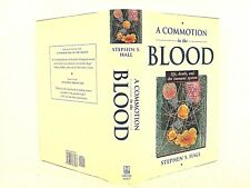 A Commotion in the Blood:Life, Death & the Immune System by S. Hall VG 'SIGNED'