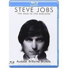 Blu Ray STEVE JOBS - Man In The Machine - (2015)  ......NUOVO