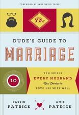 The Dude's Guide to Marriage - Hardcover - Retail $16.99