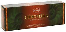 Hem Citronella Incense Sticks, 120 Count, FREE SHIPPING