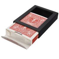 1X(Trucos de cartas Truco de magia de carta desaparecer Truco de magia de c 3M6)