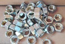 50 Rosca Hexagonal M16 Galvanizado SW24-Hexagonal-Tuercas