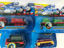 Thomas & Friends Take-n-Play Fisher Price 4Piece  Bundle Bargain For 4