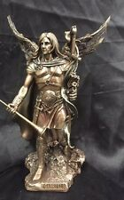 Arch Angel Gabriel The Messenger Of God Bronze Coated Statue 22cm H