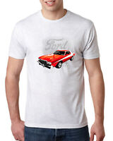 Mens Ford 1976 Gran Torino Shirts 72 Sport Racing T Shirt for Men Women, XL, XXL