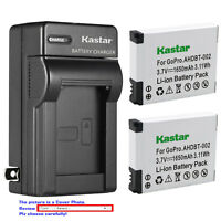 Kastar Battery Wall Charger for AHDBT 001 AHDBT 002 & Gopro HD Helmet HERO