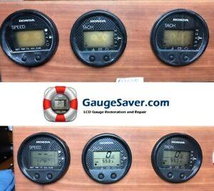 Suzuki, Honda, Mercury, and more! - LCD Digital Multi-function Gauge Restoration