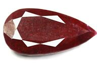 580.00 Ct Certified Natural Oval Shape 55 x 45 mm Red Ruby Loose Gemstone From Africa For Making Jewelry FD28