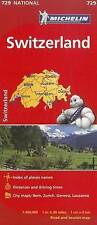 NEW Michelin Switzerland Map 729 (Maps/Country (Michelin)) by Michelin