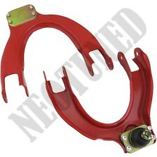 88-91 CIVIC/CRX EF RED FRONT UPPER A ARM CAMBER ADJUSTABLE KIT SET ALIGNMENT JDM