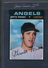 1971 Topps #205 Gerry Moses Angels EX/MT *6575