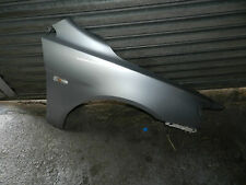 MITSUBISHI LANCER GS2 GS3 DRIVERS SIDE FRONT WING HATCHBACK DAMAGED SILVER RIGHT