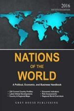 Nations of the World 2016 : Print Purchase Includes 2 Years Free...  (ExLib)