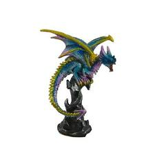 Corberin Dragon Mini 10.5cm figurine ornament statue by Nemesis Now NEM6128