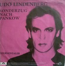 "7"" 80s CV MINT-! UDO LINDENBERG : Sonderzug nach Pankow"
