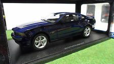 FORD MUSTANG GT Kona Blue 2010 o 1/18 AUTOart 72912 voiture miniature collection
