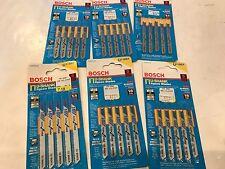 """30 Pack*Bosch U118Ef Jigsaw Blade, U-Shank, 2-3/4"""" 18 Tpi"""