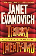 Tricky Twenty-Two Stephanie Plum Book 22 Hardcover Janet Evanovich FREE SHIPPING