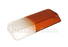 De Tomaso Pantera GT 5 GT5 S Left Amber Clear Front Indicator Lens New