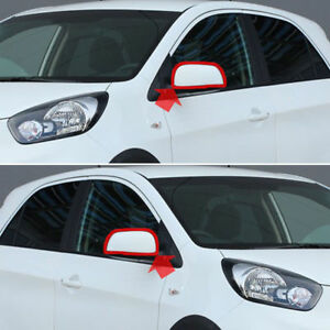 Without LED Side Mirror Cover 2p for 2011-2016 Kia Picanto