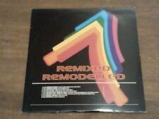 """Remixados remodelado 2x12"""" Lp Vinilo Almighty records"""