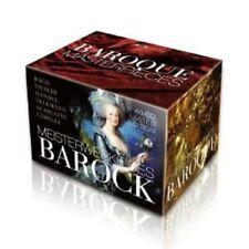 MEISTERWERKE DES BAROCK 60 CD-LIMITED EDITION NEW!