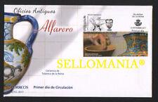 2017 OFICIO ALFARERO CERAMICA TALAVERA DE LA REINA EDIFIL 5166  SPD FDC  TC20790