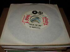 """MARVELETTES you're the one ( r&b ) 7""""/45 PROMO"""