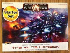 Beyond The Gates Of Antares: Strike Vector One: The Xilos Horizon Starter Set