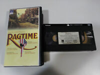 Ragtime Milos Forman James Cagney VHS Tape English