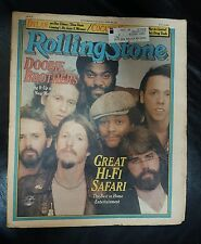 Doobie Brothers Bob Dylan Rolling Stone Newspaper Magazine #300 Sept 20, 1979