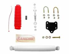Rancho RS97488 Single Steering Damper Kit for 1999-2004 Ford F250/F350 Superduty