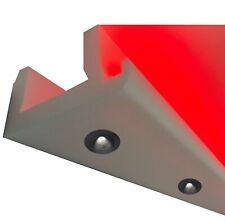 2 Mètres LED Spots Lumière Moulure en Stuc pour Eclairage Indirect XPS OL-51