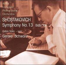 "Shostakovich: Symphony No. 13 ""Babi Yar"", New Music"