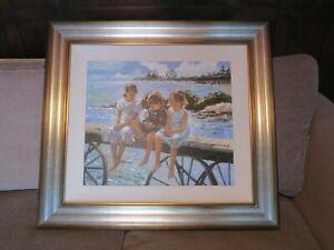 Summer Holidays . Sherree Valentine Daines - Fine art investment
